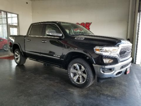New 2020 Ram 1500 Limited 4WD 4D Crew Cab