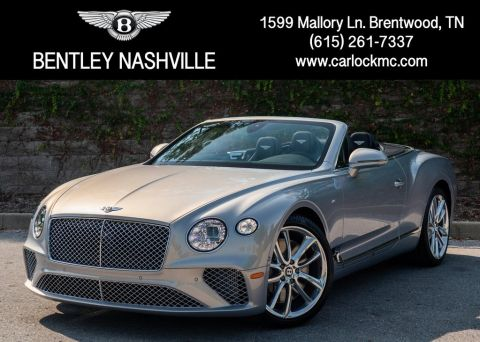 2020 Bentley Continental GT Convertible V8