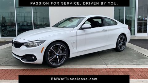 New 2020 BMW 4 Series 440i RWD 2D Coupe