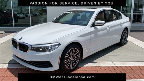 Certified Pre-Owned 2020 BMW 5 Series 530i RWD 4D Sedan