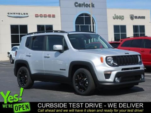2020 Jeep Renegade Latitude